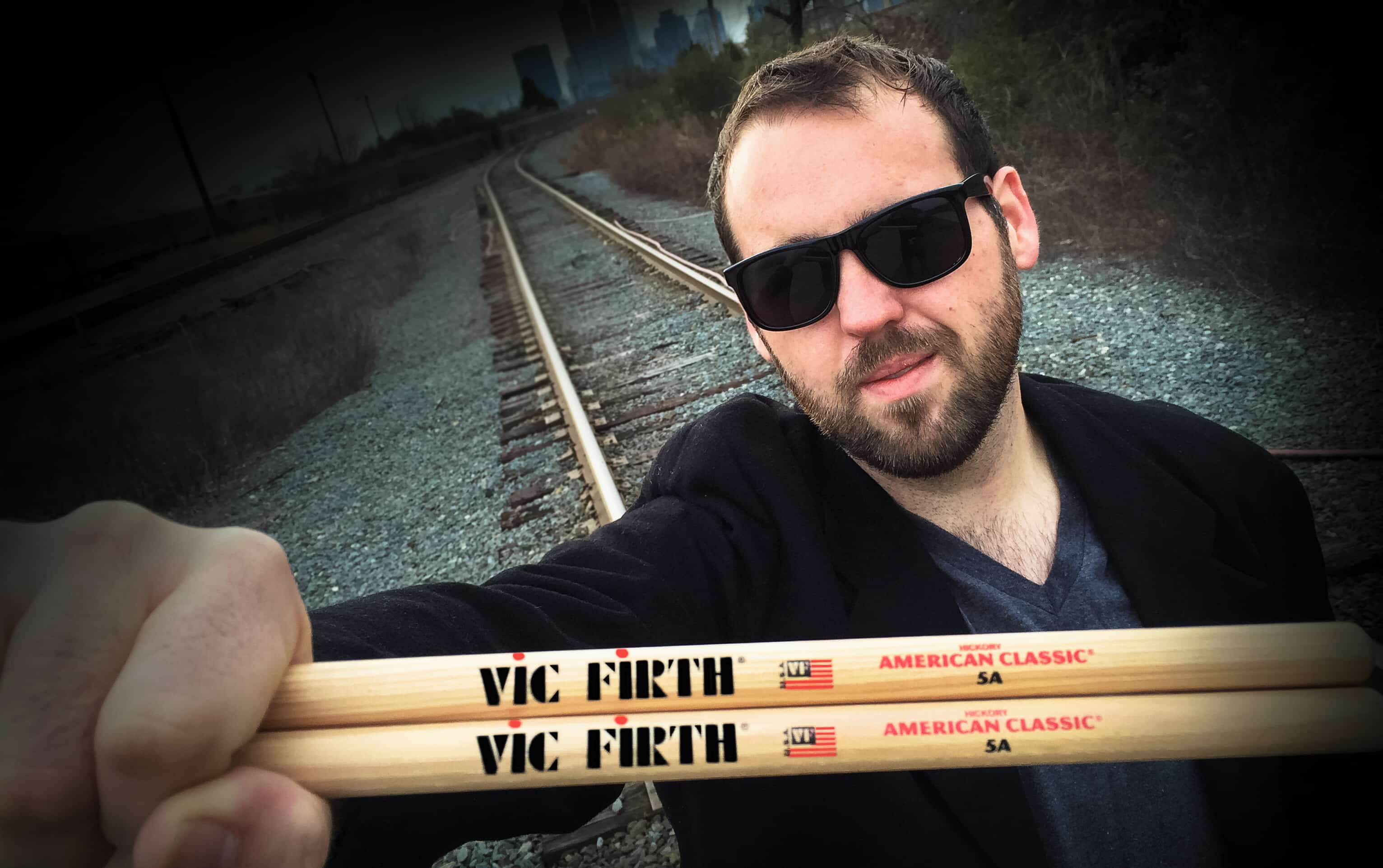 chaz chambers vic firth promo
