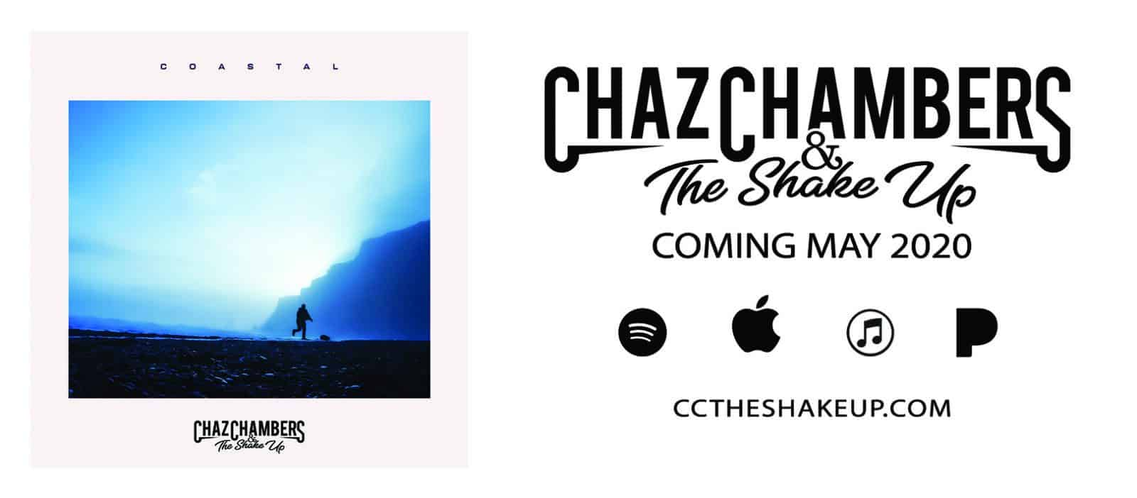 album release banner for coastal
